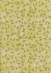 Doughty's Exclusive Bali Batik - Kites Yellow