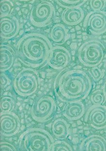 Doughty's Exclusive Bali Batik - Eddies Green