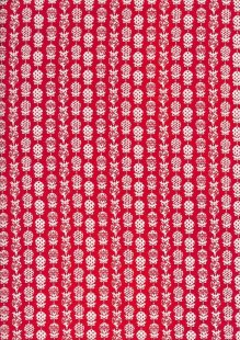 Craft Cotton Co Christmas - Baubles Red
