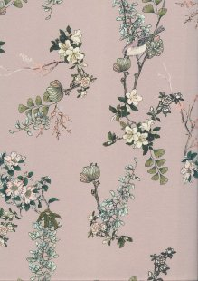 Lady McElroy Cotton Twill - Spring Serenade 415
