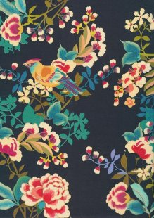Lady McElroy Cotton Twill - Chaffinch Boogh 416