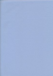 Plain Poly Cotton Drill -Sky Blue