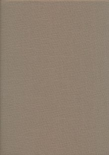Plain Cotton Canvas - Taupe