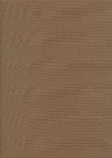 Plain Cotton Canvas - Brown