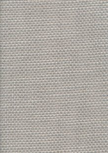 Poly Viscose Boucle Tweed - Silver