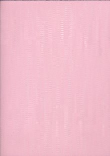 Polyester Dress Net Pink
