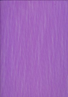 Polyester Dress Net Purple