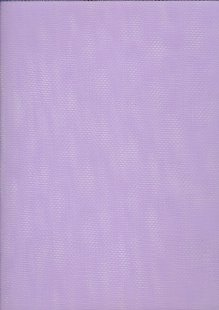 Polyester Dress Net Pale Purple