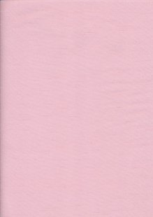 Faux Silk - Pale Pink