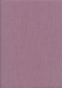 Enzyme Washed Linen  - Lavender 2038L