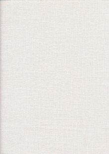 Enzyme Washed Linen  - White