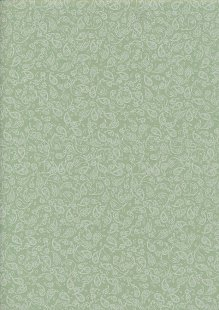Poly/Cotton - Paisley Meadow Design 47