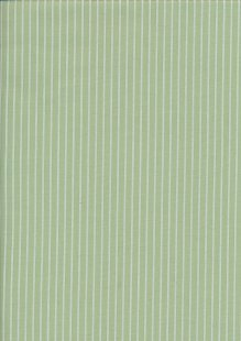 Poly/Cotton - Stripe Meadow Design 46