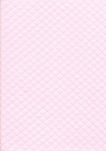 Creative Solutions Diamond Melange Quilted Jersey -  Rose KC8055-011