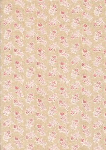 Little Sweetheart By Edyta Sitar For Andover Fabrics - Shortbread Summer Field 8826C#LI