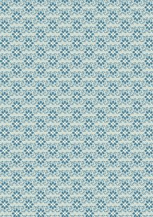 Edyta Sitar - Perfect Union Woven State Blue 9588_B