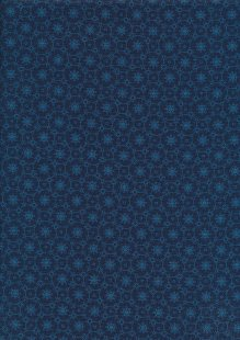 Royal Blue By Edyta Sitar For Andover Fabrics - B 9181