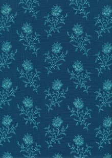 Royal Blue By Edyta Sitar For Andover Fabrics - B 9175