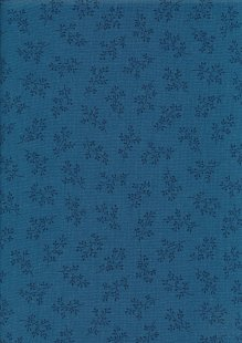 Royal Blue By Edyta Sitar For Andover Fabrics - B1 8511