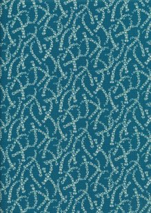 Royal Blue By Edyta Sitar For Andover Fabrics - B 9179