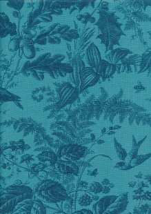 Royal Blue By Edyta Sitar For Andover Fabrics - B 9174
