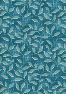 Royal Blue By Edyta Sitar For Andover Fabrics - B 9177