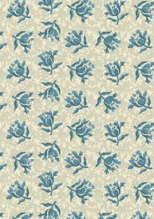 Something Blue By Edyta Sitar For Andover Fabrics - 2/8829L PEONY PROMISE