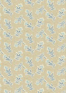 Something Blue By Edyta Sitar For Andover Fabrics - 2/8826N SUMMER FIELD BURLAP
