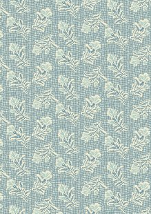 Something Blue By Edyta Sitar For Andover Fabrics - 2/8826B SUMMER FIELD SKY