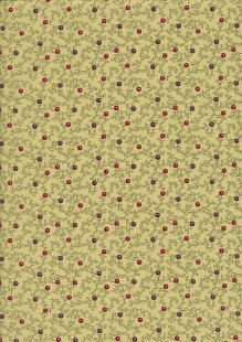 Ellie's Quiltplace - Contemporary Classics Blackberry Hedge Sage Green CC190301