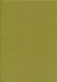 Ellie's Quiltplace - Contemporary Classics Paw Prints Apple Green CC190203