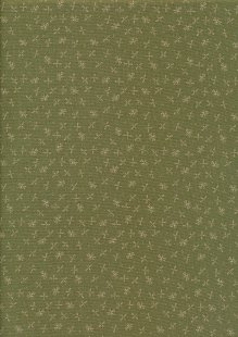 Ellie's Quiltplace - Modern Traditions Fireflies Juniper Green
