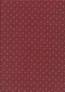 Ellie's Quiltplace - Modern Traditions Cloverdale Ruby Red