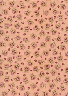 Ellie's Quiltplace - Remembering Tomorrow Wild RosesFrosted Pink
