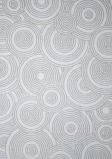 King Fisher Fabrics - Get Back SSF48495GRAY-WHT