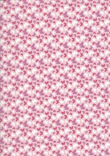 Fabric Freedom Butterfly Garden - FF400 Col 3
