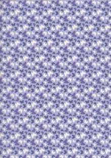 Fabric Freedom Butterfly Garden - FF4001 Col 1