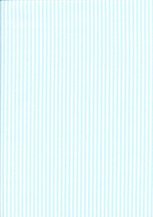 Fabric Freedom Basics - Stripe Light Aqua FF33 COL 5
