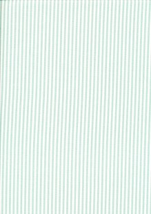 Fabric Freedom Basics - Stripe Light Green FF33 COL 3