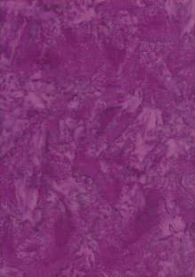 Fabric Freedom Bali Batik Stamp - Batik Tie Die  - Purple 201/J