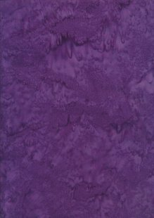 Fabric Freedom Bali Batik Stamp - Batik Tie Die  - Purple 159/E