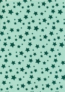 "Perfect Occasions 54"" Wide - Star Light Green PPL-01"