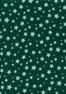 "Perfect Occasions 54"" Wide - Star Forest Green PPL-01"