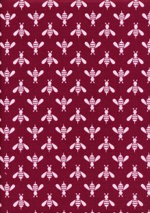 "Perfect Occasions 54"" Wide - Bee Burgundy PPL-02COL 6"