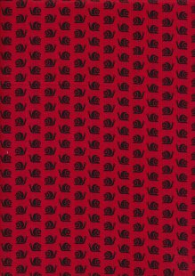 "Perfect Occasions 54"" Wide - Snail Red PPL-04COL 6"