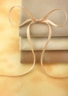 Fabric Freedom - Fairy Dust Gold 5 x Fat 1/4 Pack 3