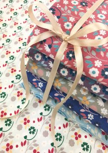 Fabric Freedom In Bloom 6 x Fat 1/4 Bundle - 3