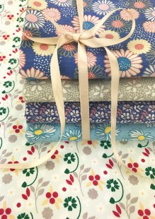 Fabric Freedom In Bloom 5 x Fat 1/4 Bundle - 4