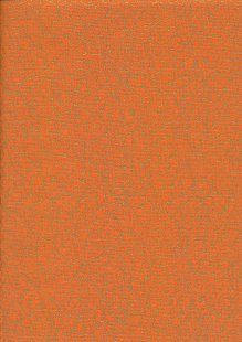 Fabric Freedom - Gilded Scrollwork Orange 2453/TOPG1 Col 41