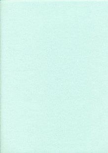 Fabric Freedom - Sparkle Silver Glitter K35F/36 Mint Green